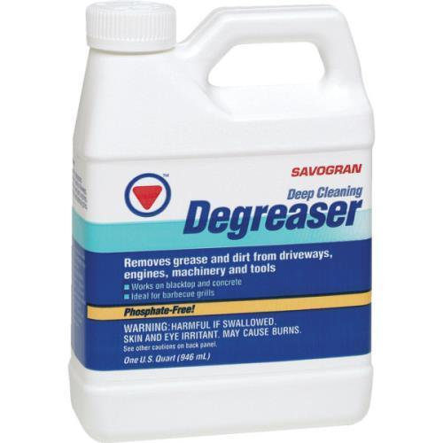 1 Quart Savogran Driveway Cleaner And Degreaser