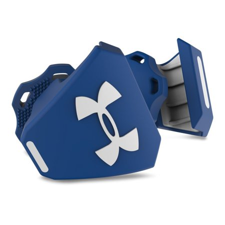 Under Armour UA Football Visor Clips OSFA SATIN BLUE, Designed to fit virtually any visor and facemask By UnderArmour from - Visor Football Cheap