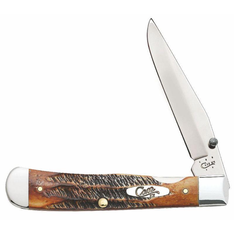 Case Bonestag Trapperlock Pocket Knife