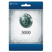 The Elder Scrolls® Online: 3000 Crowns, Bethesda, Playstation, [Digital Download]