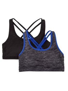 65eeb9142dc52 Product Image Girls Strappy Back Sports Bra