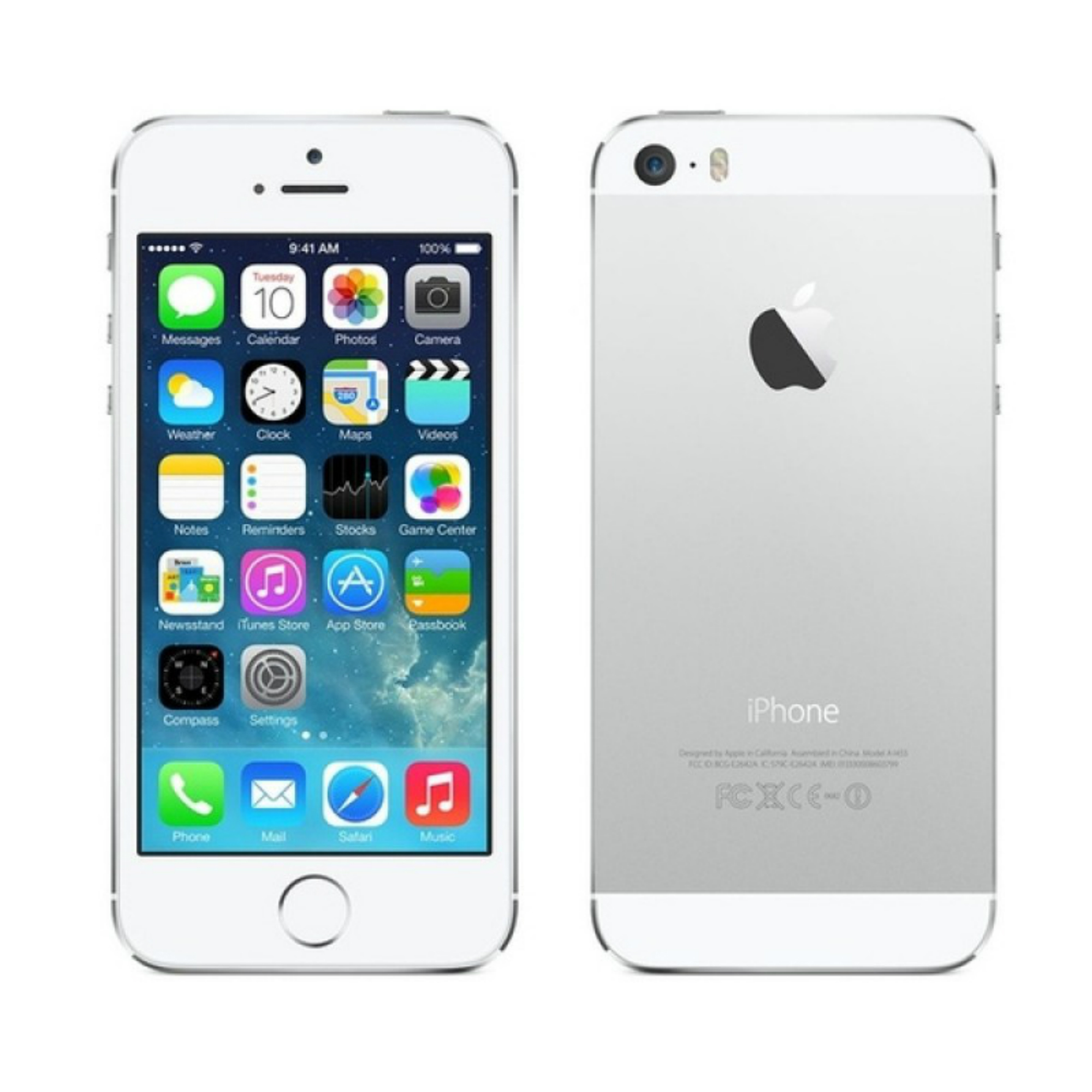 refurbished apple iphone 5s 32gb gsm smartphone unlocked walmart com