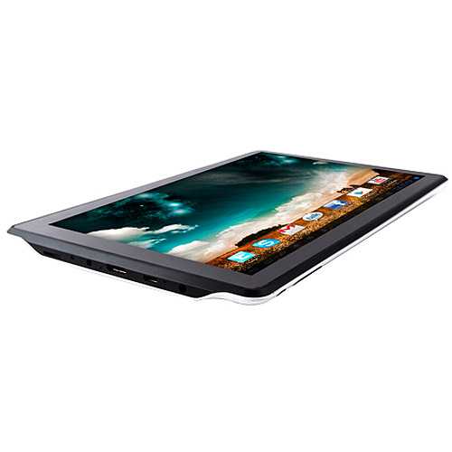 """Envizen Digital V100MD WiFi 10.1"""" Touchscreen Tablet PC Featuring Android 4.1 (Jelly Bean) OS"""