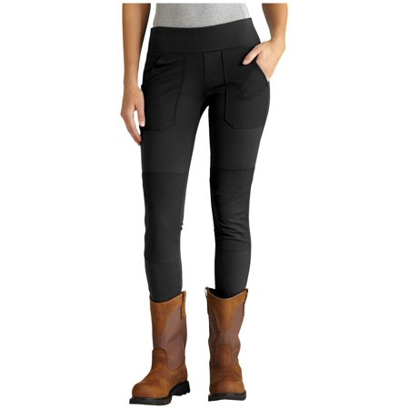 9cfd7fd8512a6 Carhartt - Carhartt Women's Force Utility Knit Leggings (Black, XS ...