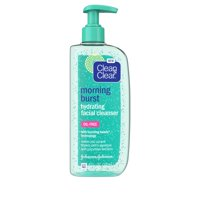 Clean & Clear Morning Burst Oil-Free Hydrating Face Wash, 8 fl. oz