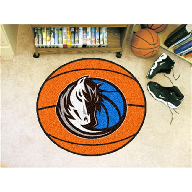 Dallas Mavericks Basketball Mat