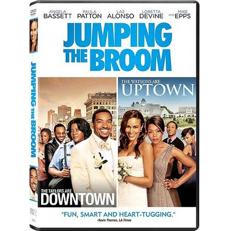 Jumping The Broom  Anamorphic Widescreen