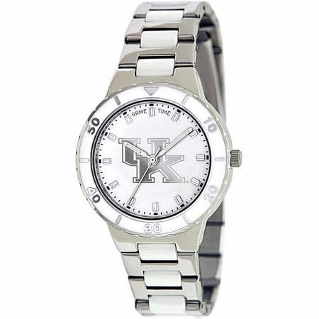 Game Time NCAA Women's University of Kentucky Wildcats Pearl Series Watch