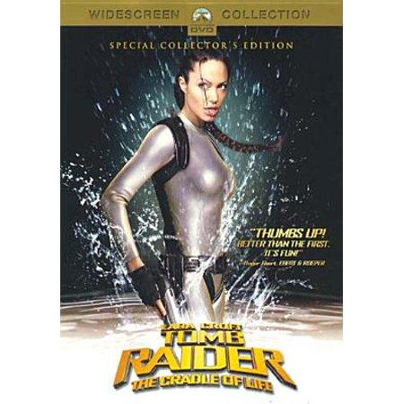 Lara Croft: Tomb Raider - The Cradle of Life (Widescreen Special [DVD] (Halloween Lara Croft)