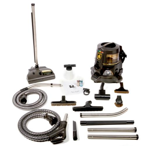 rainbow e series hepa e2 gold 2speed canister vacuum cleaner