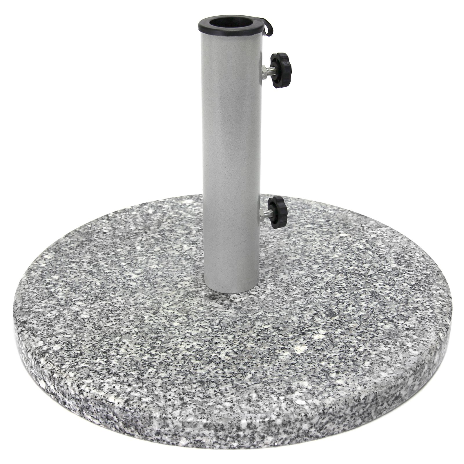Jordan Manufacturing 36 lb. Light Granite Patio Umbrella Base