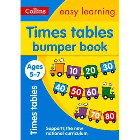 Times Tables Bumper Book: Ages 5-7](Halloween Times Tables Worksheet)