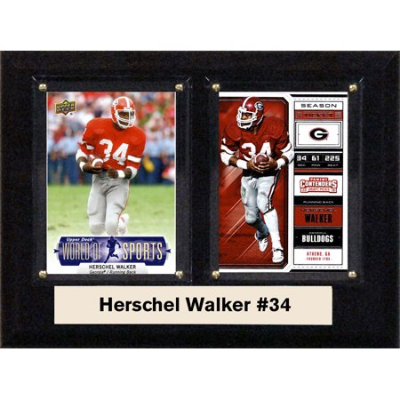 Football Herschel Walker - NCAA 6