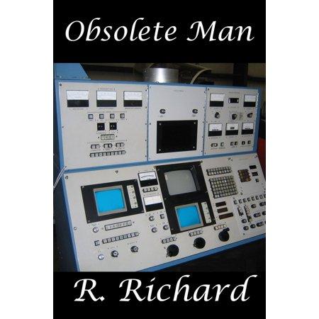 Obsolete Man - eBook