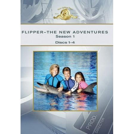 First Round Flipper (Flipper The New Adventures: Season 1 (DVD))