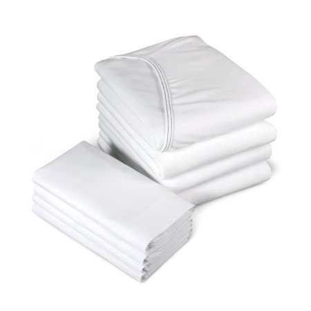 - Personal Touch Hospital Bed Premium Fitted Contour Hospital Sheet, Jersey Knit -24 OZ 1 Each
