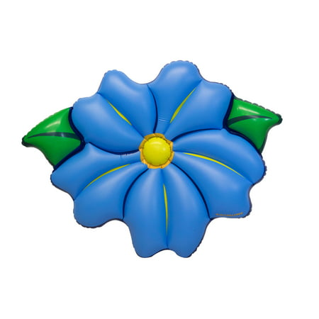 Swimline Inflatable PVC Primrose Flower Relaxation Pool Float,