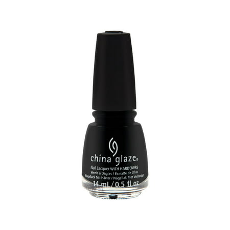 China Glaze Paint It Black Halloween 2018 Collection Nail Lacquer 84312 - Pret-A-Potion - Halloween Easy Nails