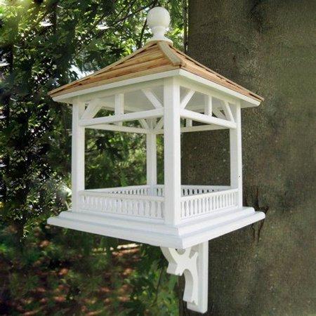 Home bazaar hb 2085 classic series dream house bird feeder for Dream home season 6