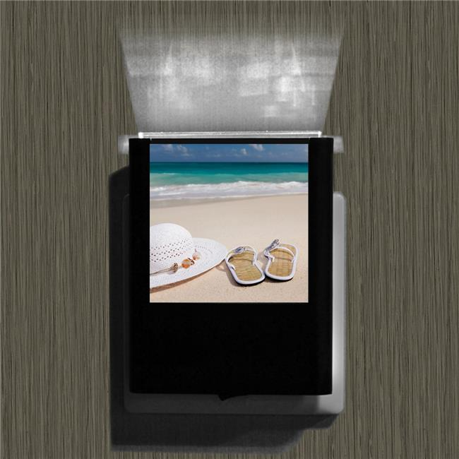 Uniqia UNLC0259 Night Light - Beach 1 Color