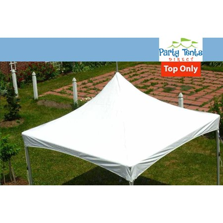 Party Tents Direct White Outdoor Wedding Canopy Event Tent Top ONLY ...