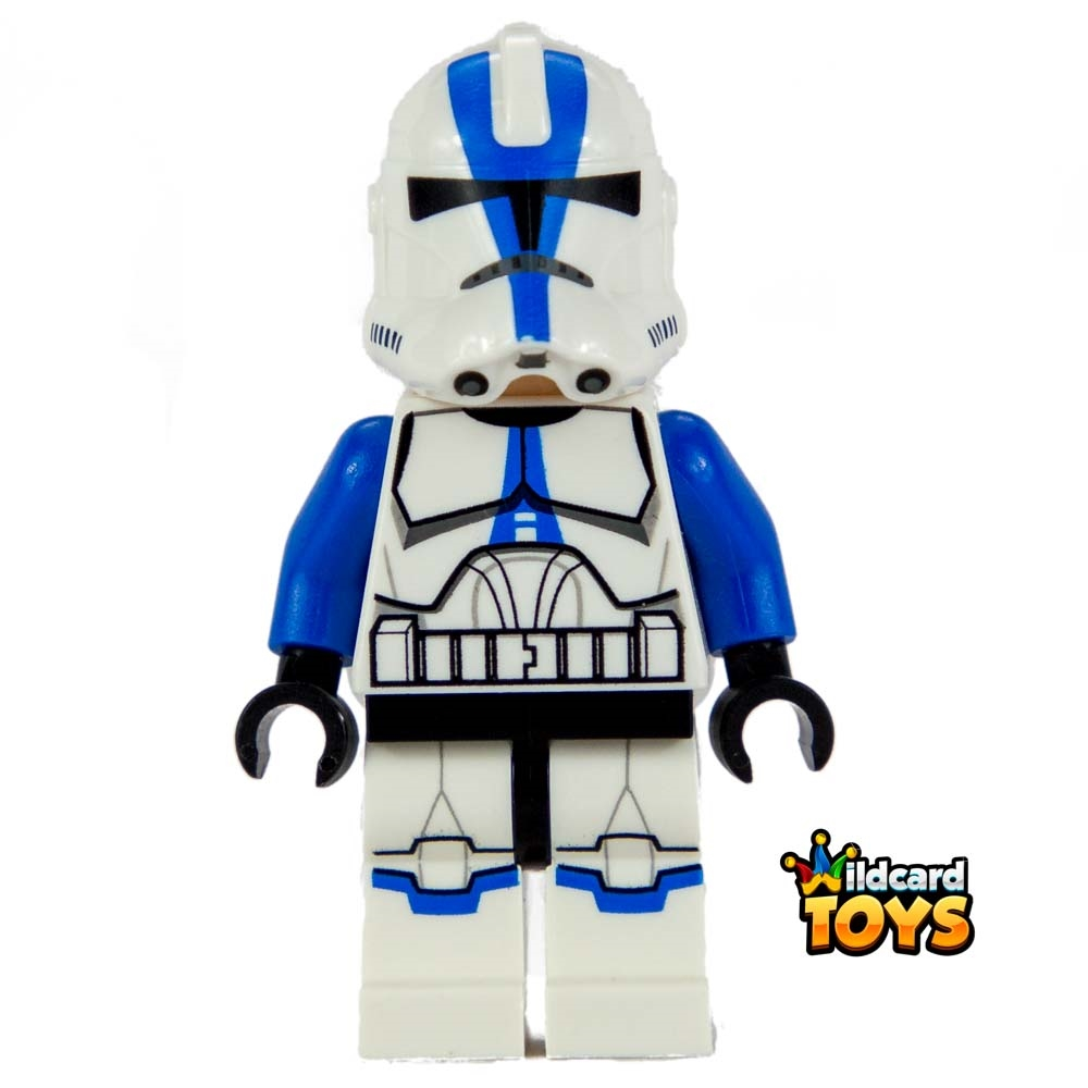 LEGO STAR WARS 501ST LEGION CLONE TROOPER MINIFIGURE