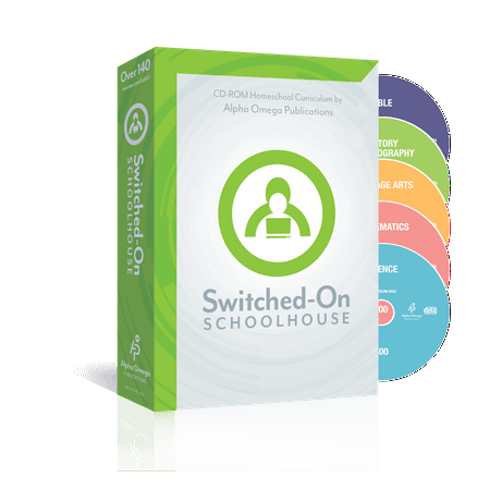 2016 Switched on Schoolhouse 12th Grade Complete Curriculum