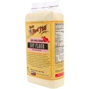 Bob's Red Mill Soy Flour, 16 oz (Pack of 4)