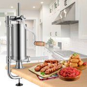 Best Sausage Stuffers - Costway 1.5L Stainless Steel Vertical Sausage Stuffer Maker Review