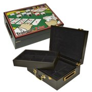 500 Chip Poker Case with Full Color High Quality Graphics by Trademark Poker