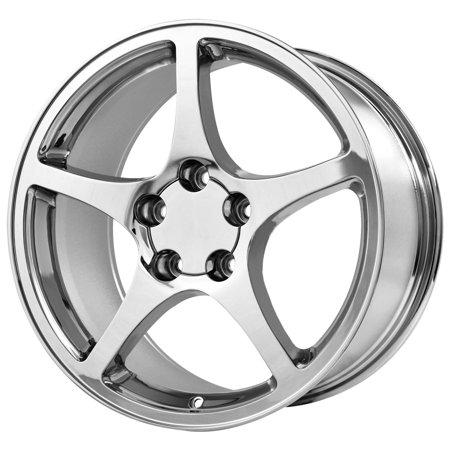 18 Inch Corvette C5 Wheel - 18