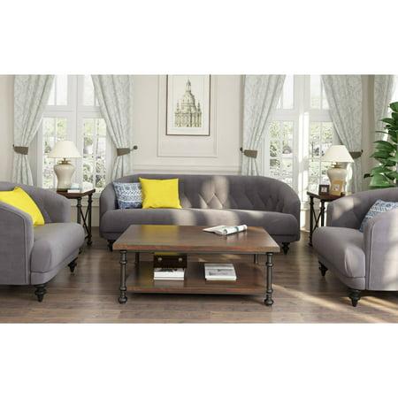 Tufted Memory Foam 79 1 Sofa Multiple Colors