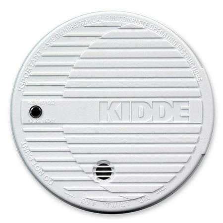 Kidde, KID440374, Fire Smoke Alarm, 1, White