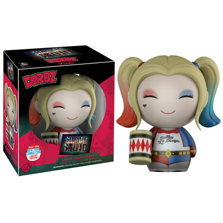 Funko Dorbz: Suicide Squad Harley Quinn with Mallet (2016 New York Comic Con) #163 (Harley Mallet)