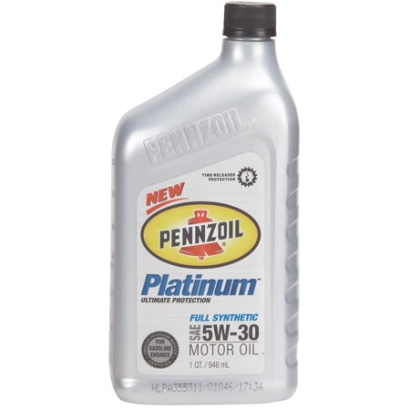 Pennzoil Synthetic Motor Oil