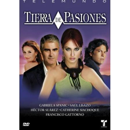 Tierra De Passiones (DVD) - Film De Halloween 2017