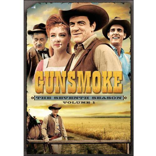 Gunsmoke: Season Seven, Volume One (Full Frame)