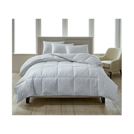 Hotel Collection Primaloft Hi Loft Down Alternative All Season Hypoallergenic Comforter, Full/Queen, White