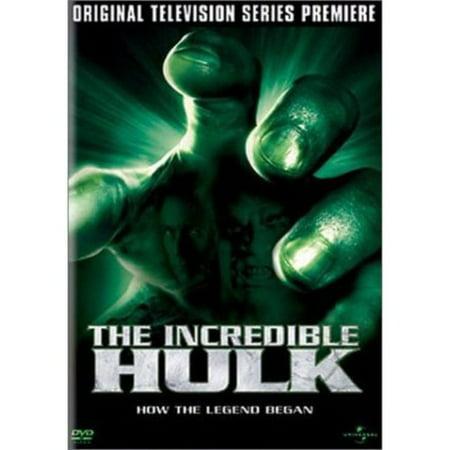 Incredible Hulk: Original Television Premiere (Full