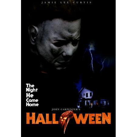 Halloween Movie Poster Masterprint - Halloween Events Poster