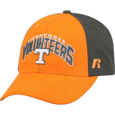 Men's Tennessee Orange/Gray Tennessee Volunteers Tastic Adjustable Hat - OSFA - Tennessee Volunteers Hat