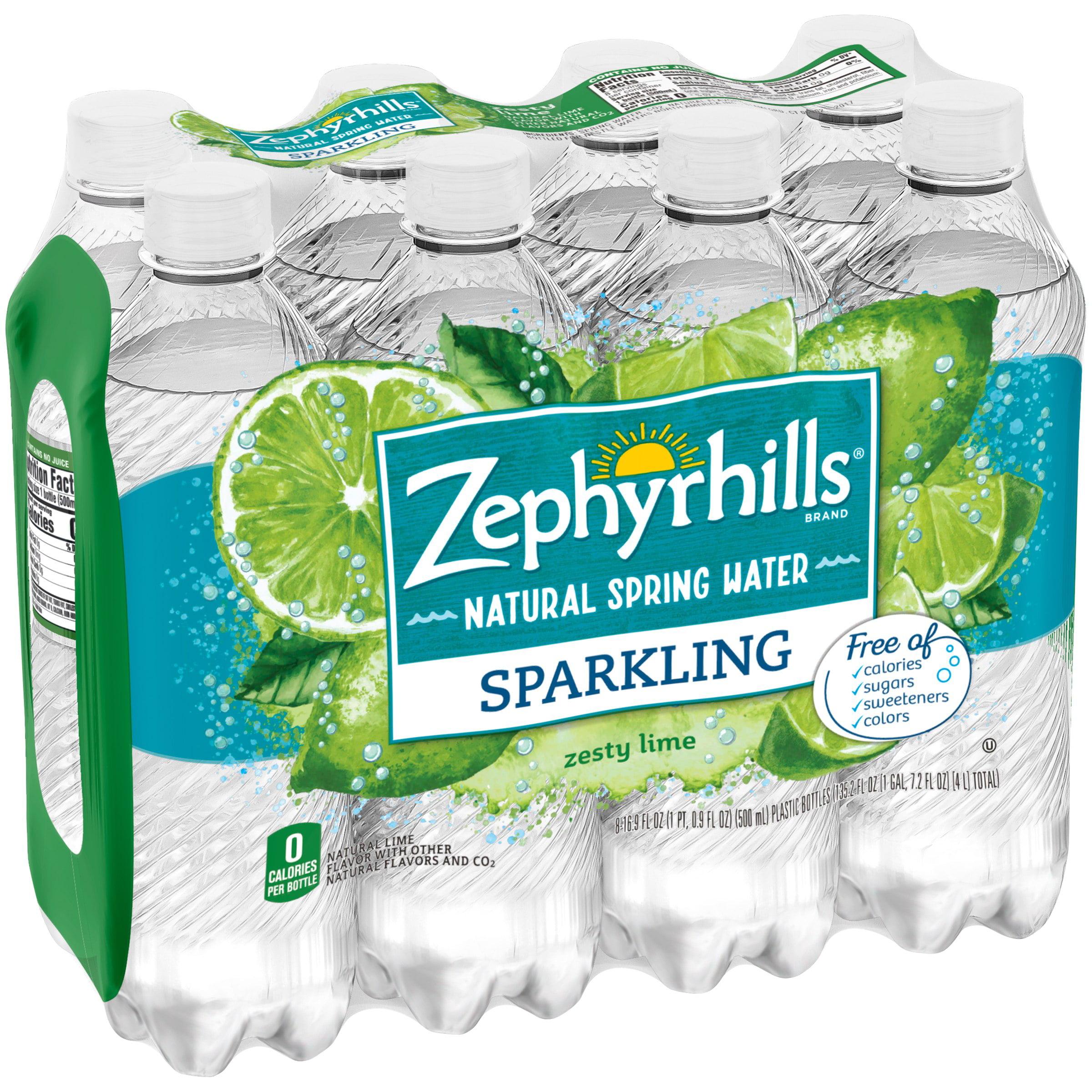 2cb941b0e5 Zephyrhills Lime Mineral Water – 8pk/16.9 fl oz Bottles – BrickSeek
