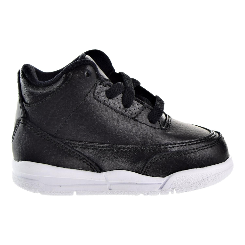 6d28f52cf71 ... reduced air jordan 3 retro infant toddlers shoe black white 832033 020  77d09 b6d4f