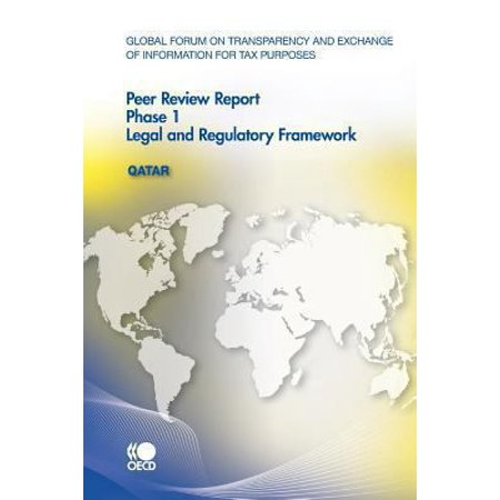 Global Forum On Transparency And Exchange Of Information For Tax Purposes Peer Reviews  Qatar 2010  Phase 1