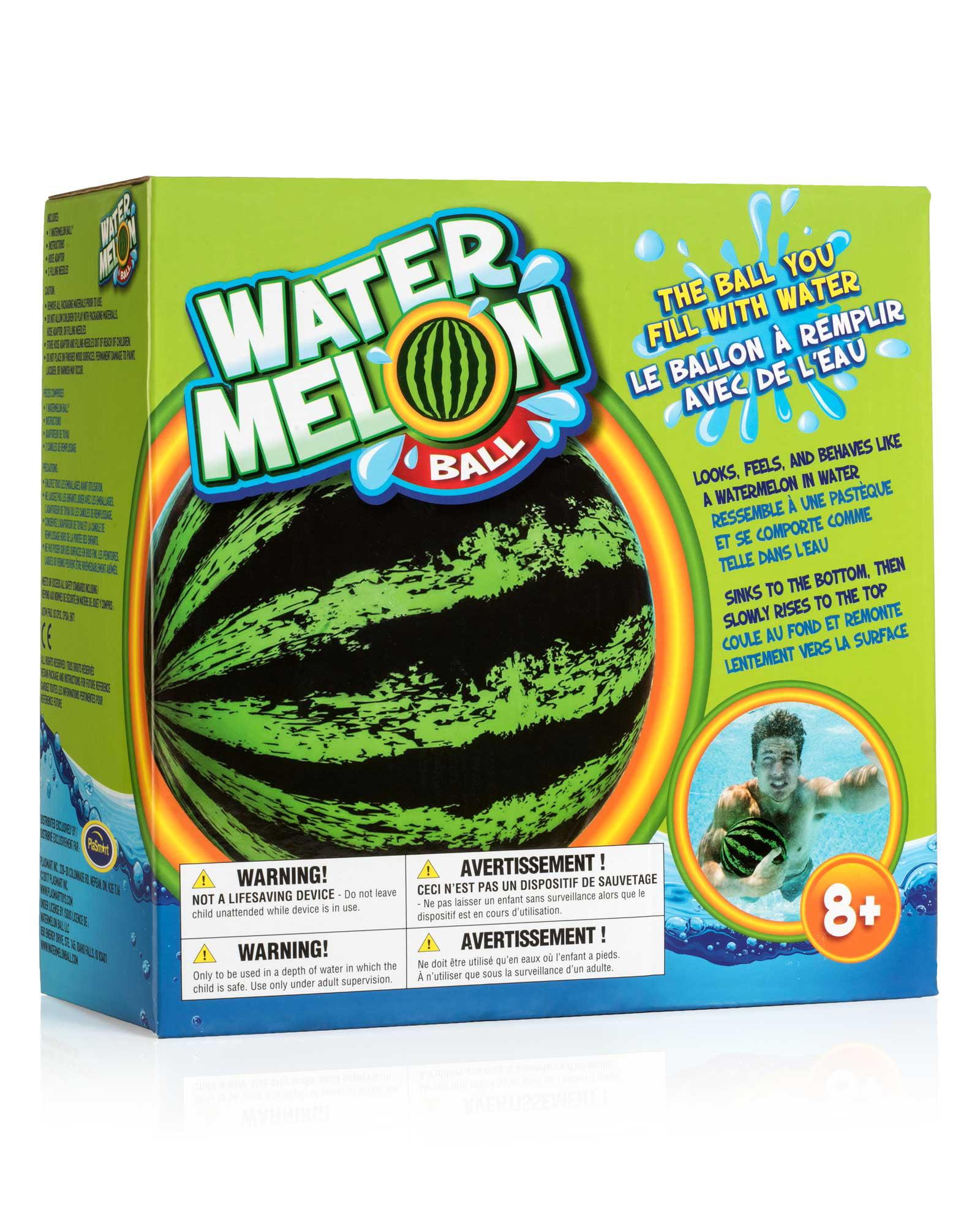 Plasmart Watermelon Ball The Ultimate Swimming Pool Game Original Walmart Com Walmart Com