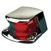 "Sea Dog Combination Bow Light, 2-7/8"" x 2-9/16"""
