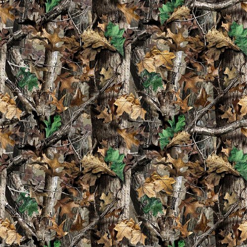 Realtree 6000 Cotton Camo Fabric By The Yard Walmart Com