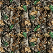 Realtree 6000 Cotton Camo Fabric by the Yard