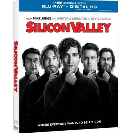 Silicon Valley  The Complete First Season  Blu Ray   Digital Hd With Ultraviolet