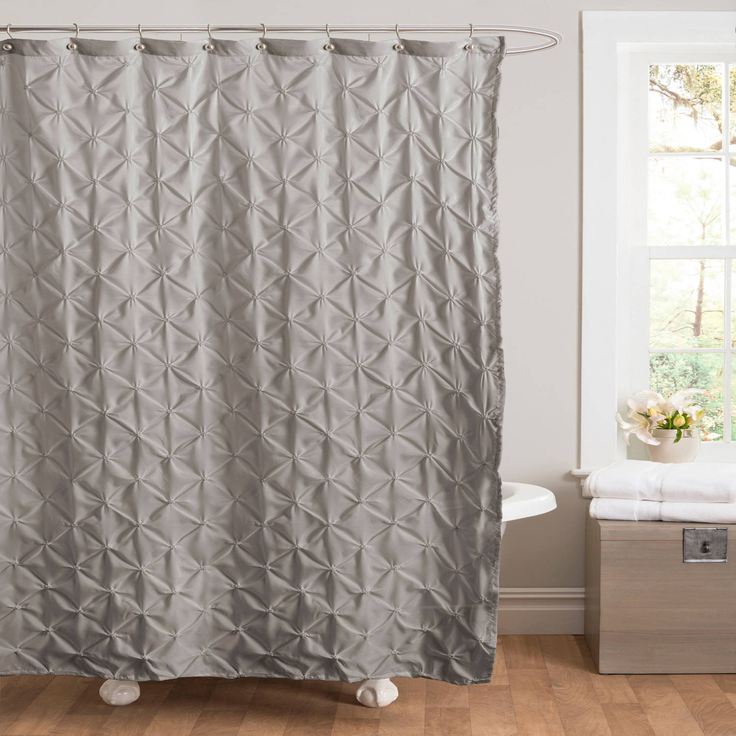 Essential Living Lake Como Shower Curtain